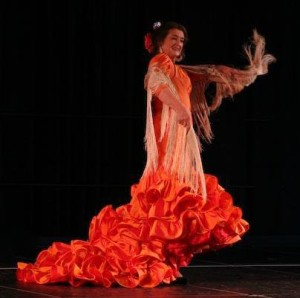 Maria Morca, flamenco, seattle