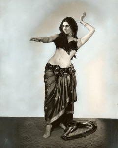 Maria Morca, vintage belly dance, Seattle