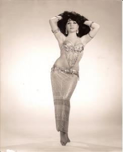 Aisha Ali, J. Howard, belly dance