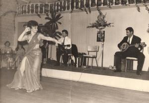 Helena Vlahos, belly dance, Athenian